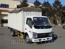 Jinbei SY5044CPYD1-AV soft top box van truck