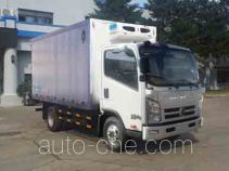 Jinbei SY5044XLCDQ3-V5 refrigerated truck
