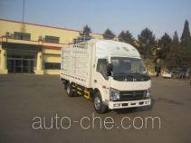 金杯牌SY5045CCYHL-LV型仓栅式运输车