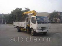 Jinbei SY5093JSQDC-AA грузовик с краном-манипулятором (КМУ)