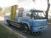 Jinbei SY5163GQXBG-S2 street sprinkler truck