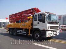 三一牌SY5230THB型混凝土泵车