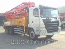 三一牌SY5272THB型混凝土泵车