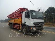 三一牌SY5282THB型混凝土泵车