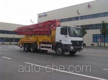 三一牌SY5295THB型混凝土泵车