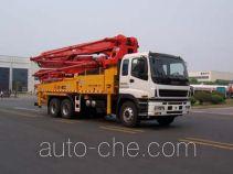 三一牌SY5313THB型混凝土泵车