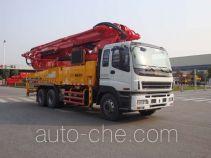 三一牌SY5320THB型混凝土泵车