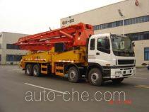 三一牌SY5362THB型混凝土泵车