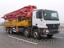 三一牌SY5363THB型混凝土泵车