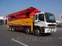 三一牌SY5385THB型混凝土泵车