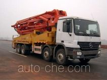 三一牌SY5401THB型混凝土泵车