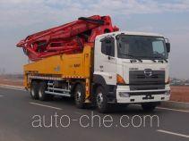 三一牌SY5405THB型混凝土泵车