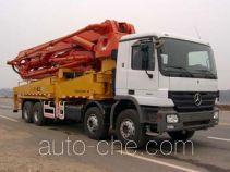 三一牌SY5415THB型混凝土泵车