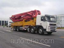 三一牌SY5416THB型混凝土泵车