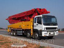 三一牌SY5418THB型混凝土泵车