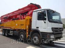 三一牌SY5419THB型混凝土泵车