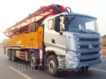 三一牌SY5425THB型混凝土泵车
