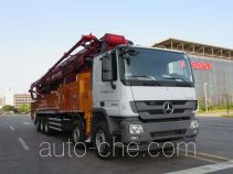 Sany SY5540THB concrete pump truck