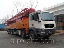三一牌SY5541THB型混凝土泵车