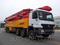 三一牌SY5630THB型混凝土泵车