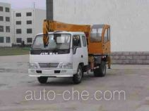 Jinbei SY5825PZ low speed truck crane
