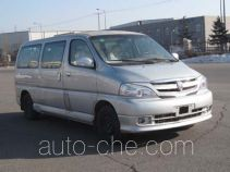 Jinbei SY6521BEVD1GB electric minibus
