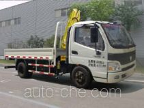 Yinbao SYB5042JSQ truck mounted loader crane