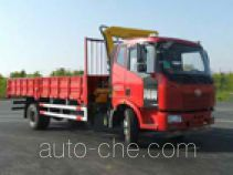 Yinbao SYB5161JSQ truck mounted loader crane