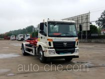 Yinbao SYB5168ZXXE5 detachable body garbage truck