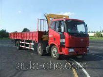 Yinbao SYB5220JSQ truck mounted loader crane