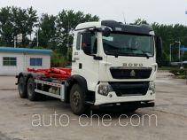 Yinbao SYB5253ZXXE5 detachable body garbage truck