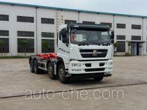 Yinbao SYB5311ZXXE5 detachable body garbage truck