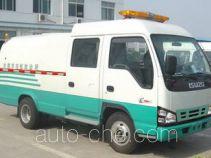 Jiuzhou SYC5041GPS sprayer truck