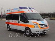 九州牌SYC5048XJH型救护车
