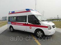 九州牌SYC5048XJH5型救护车