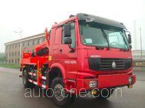 Shencheng SYG5160TZJ4 drilling rig vehicle