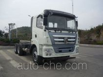 Sany SYM1250T1E truck chassis