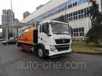 Sany SYM5161THB truck mounted concrete pump