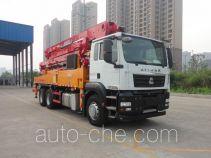 三一牌SYM5260THBDZ型混凝土泵车