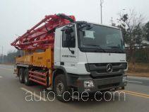 Sany SYM5282THB concrete pump truck