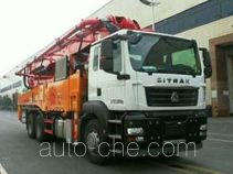 Sany SYM5330THBDZ concrete pump truck