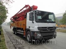 Sany SYM5337THBDB concrete pump truck