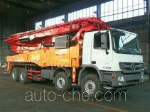 三一牌SYM5360THBDB型混凝土泵车