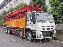 三一牌SYM5428THBDW型混凝土泵车