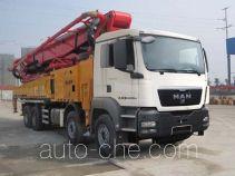 三一牌SYM5441THB型混凝土泵车