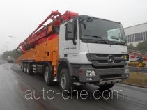 Sany SYM5540THB concrete pump truck