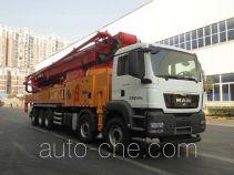 三一牌SYM5541THB型混凝土泵车