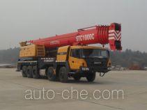 Sany  STC1000C SYM5552JQZ (STC1000C) автокран