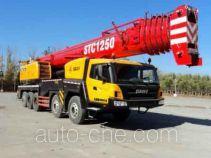 Sany  STC1250 SYM5557JQZ (STC1250) truck crane