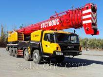 Sany  STC1000C SYM5554JQZ (STC1000C) автокран